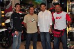 Gw - Sham - Nirwan ( Salah satu Bos GIVI Indonesia) - Rush, Di Motoritz Jakarta