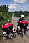jalur Jambi - Palembang