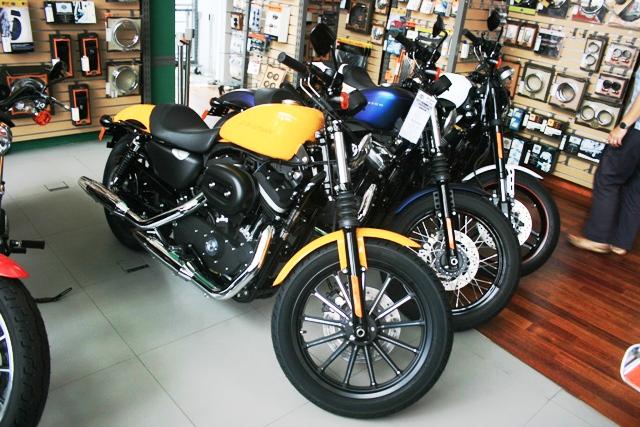 Naza World Automall – Harley Davidson Gallery – THE JOURNEY OF