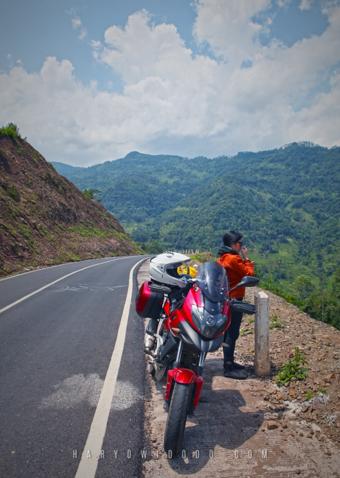 Riding Through Pangalengan Video